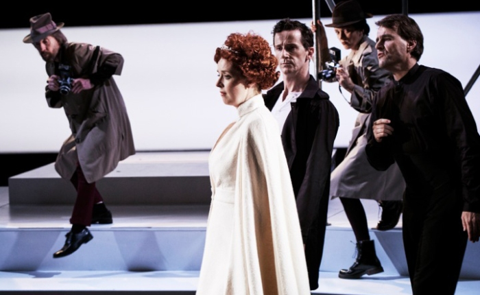 'Heresy' review: a fine piece of metatheatre