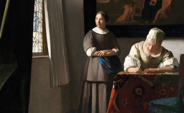 """Vermeer and the Masters of Genre Painting: Inspiration and Rivalry"" exhibition at the National Gallery, Dublin – Review"