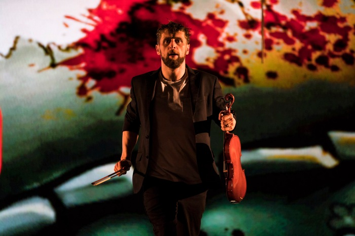 The Second Violinist Review – 2/10/17, O'Reilly Theatre,Dublin