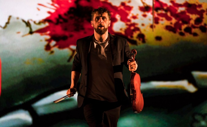 The Second Violinist Review – 2/10/17, O'Reilly Theatre, Dublin