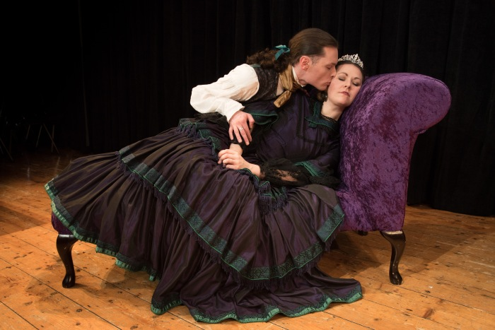 "First staging of ""The Sleeping Queen"" by M.W. Balfe coming up at NCH."